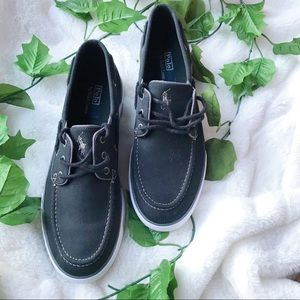 Polo by Ralph Lauren Merton Boat Shoes